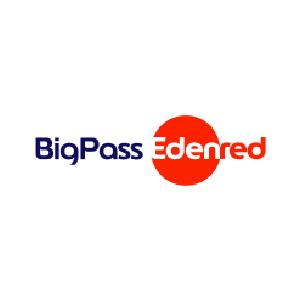 logo bigpass edenred