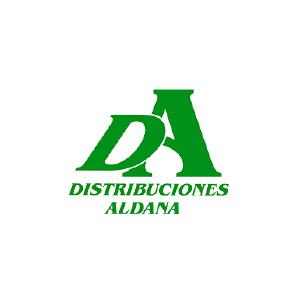 logo distribuciones aldana
